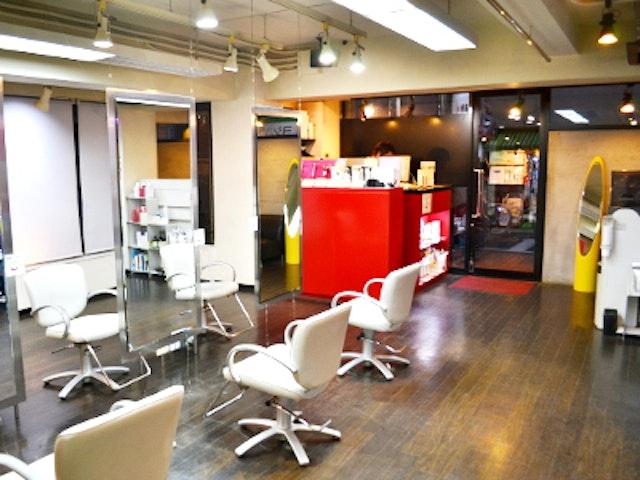 大泉学園美容室ブービートラップ