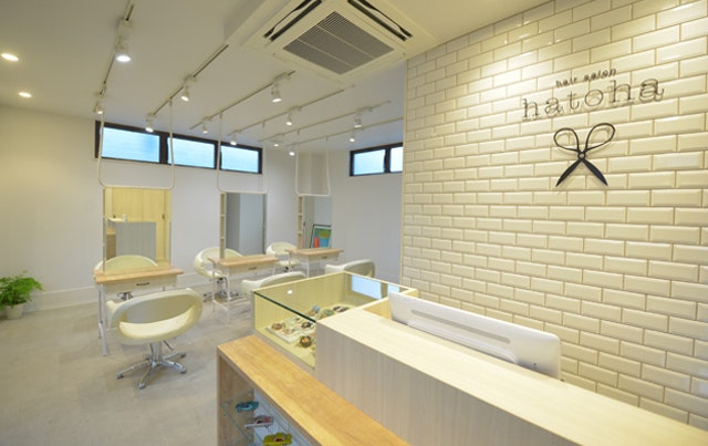 hair salon hatoha