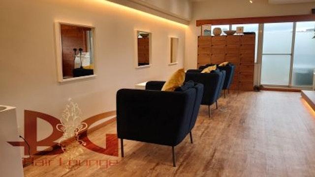 BLESS GLASS Hair Lounge