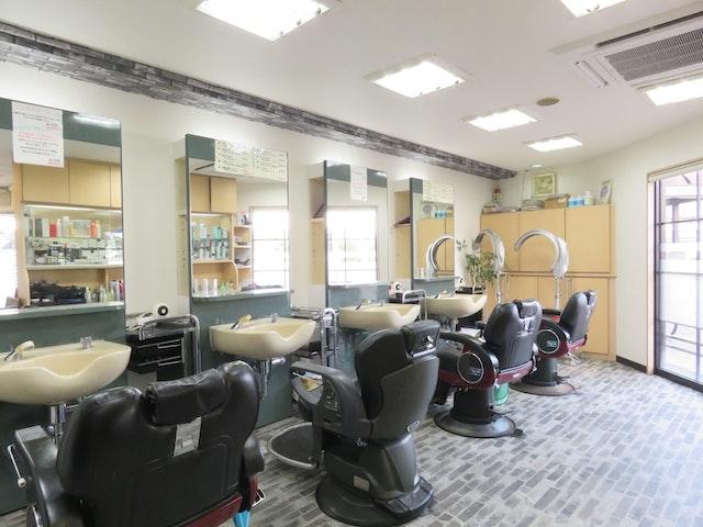 barber毛美刈 倉敷駅前店
