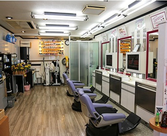 Hair salon JUN