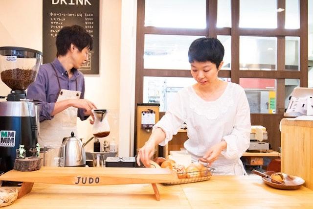 coffee&bread JUDO