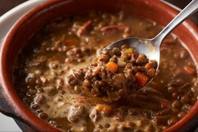 豆の煮込み