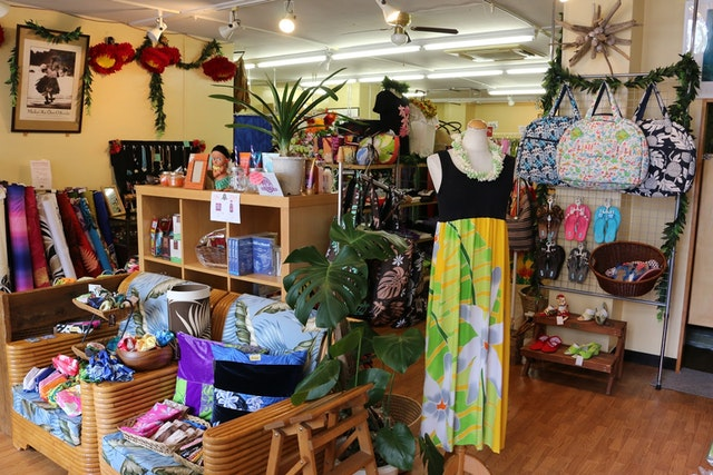Hawaiian Shop Lae