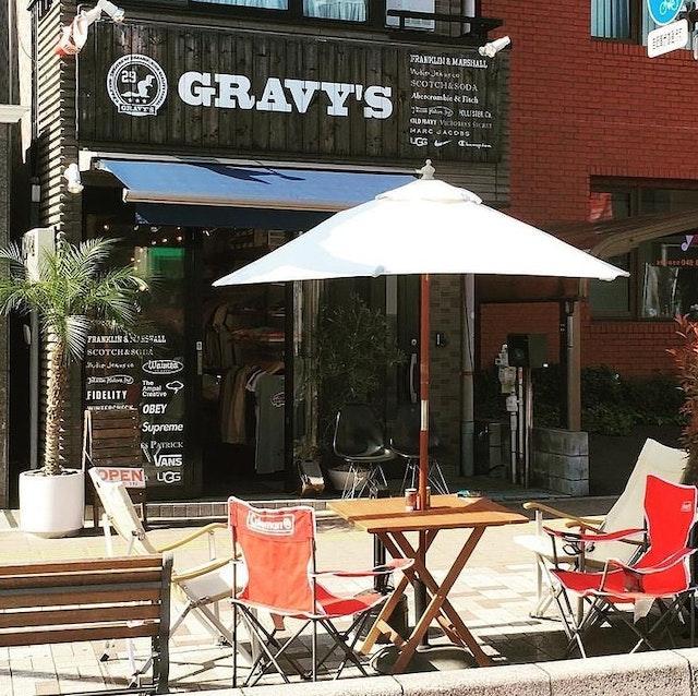 GRAVY'S