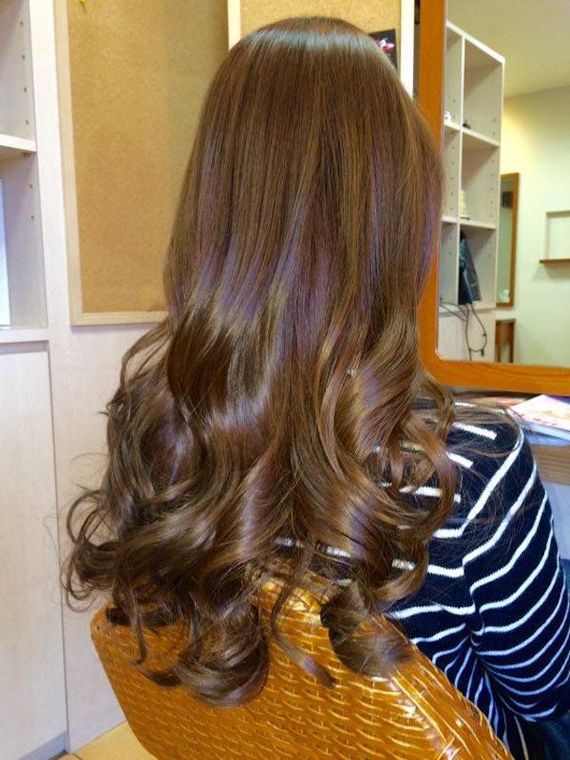 k.i hair