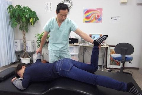 施術治療が特殊な治療法