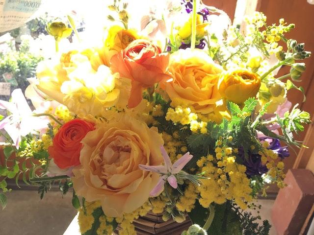 flowers hanahitoe