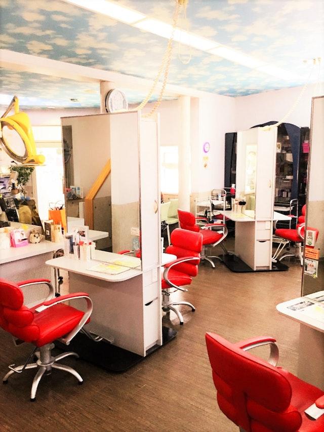 美容室 ヘアマックス鳥取店