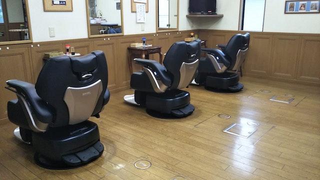 barber'sタジマ